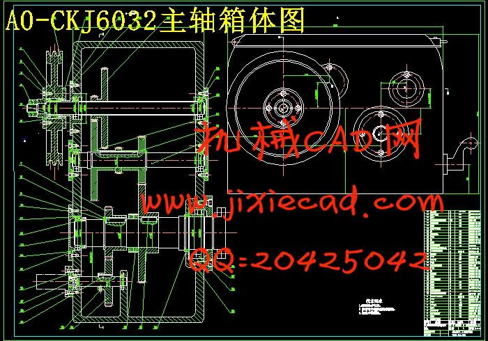 数控车床设计论文_CJK6032简易数控车床设计【说明书+CAD】_机械CAD网-机械工程论文 ...