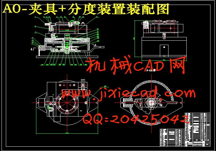 角形轴承箱夹具_角形轴承箱 角型轴承座 加工工艺规程和夹具机械课程设计【钻6 ...